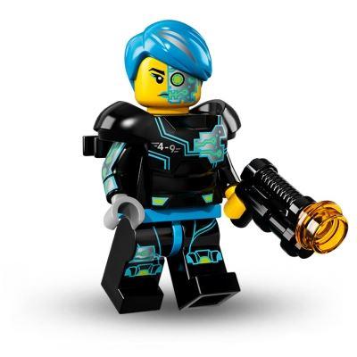 LEGO Minifigures - Cyborg