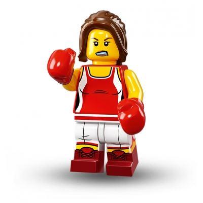 LEGO Minifigures - Kickboxer