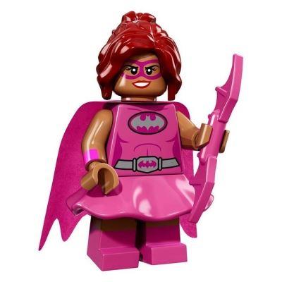 LEGO Minifigures 71017   Pink Power Batgirl