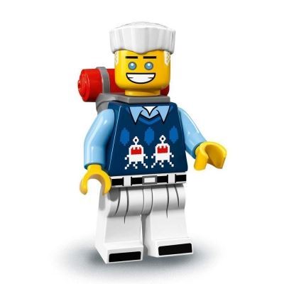 LEGO Minifigures 71019 - Zane