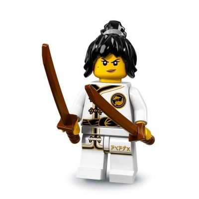 LEGO Minifigures 71019 - Spinjitzu Training Nya