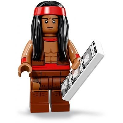 LEGO Minifigures 71020 - Apache Chief