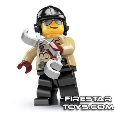 LEGO Minifigures - Traffic Cop