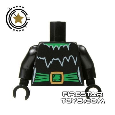LEGO Mini Figure Torso - Witch