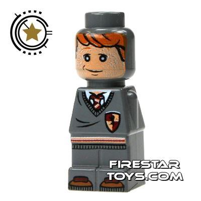 LEGO Games Microfig - Hogwarts Ron Weasley