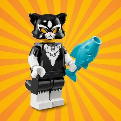 LEGO Minifigures 71021 Cat Costume Girl