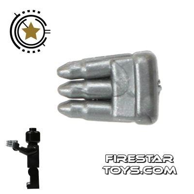 Brickarms - Ammo Clip - Silver