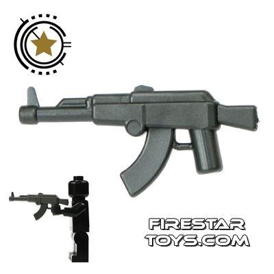 Brickarms - AK Assault Rifle - Gunmetal