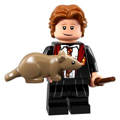 LEGO Minifigures 71022 Ron Weasley Hogwarts Robes