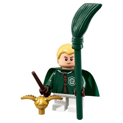 LEGO Minifigures 71022 Draco Malfoy Quidditch