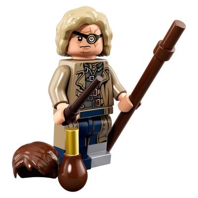 LEGO Minifigures 71022 Mad Eye Moody