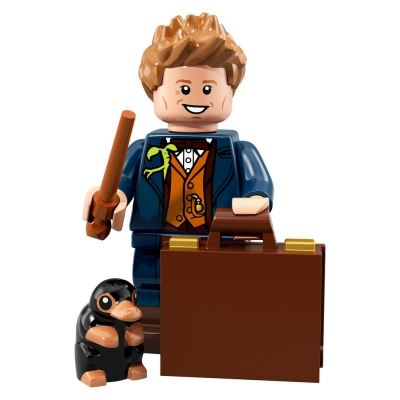 LEGO Minifigures 71022 Newt Scamander