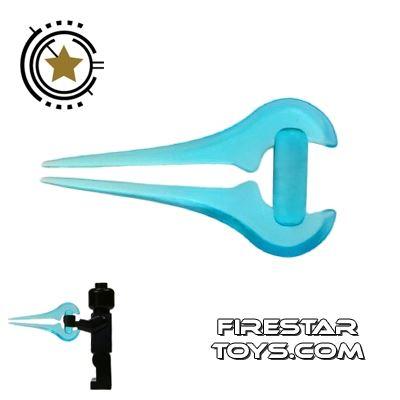 Brickarms - HALO Plasma Blade - Trans Blue