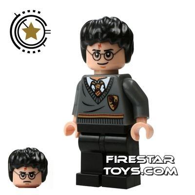 LEGO Harry Potter Mini Figure -  Harry Potter Black Legs