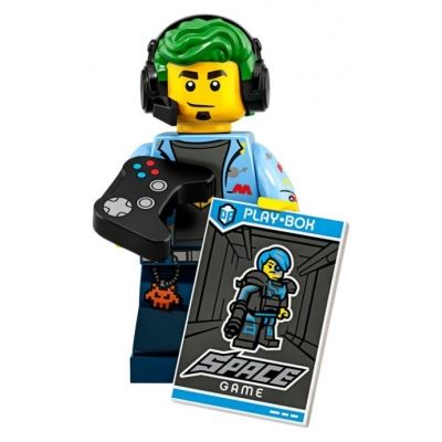 LEGO Minifigures 71025 Video Game Champ