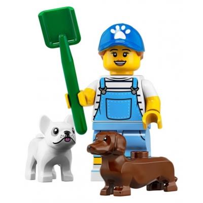 LEGO Minifigures 71025 Dog Sitter