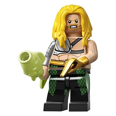 LEGO DC Minifigures 71026 Aquaman