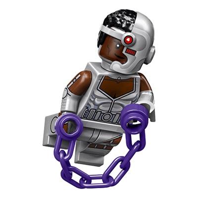 LEGO DC Minifigures 71026 Cyborg