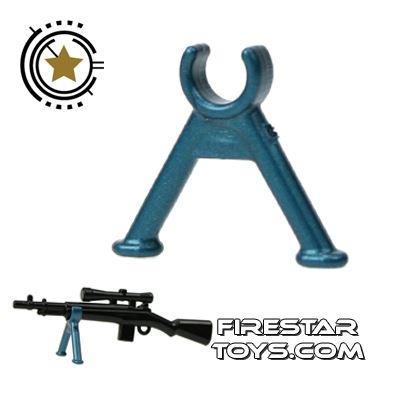 Brickarms -  Bipod Gun Stand - Cobalt Blue