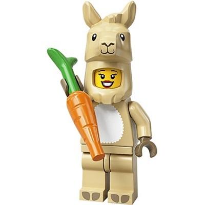 LEGO Minifigures 71027 Llama Costume Girl