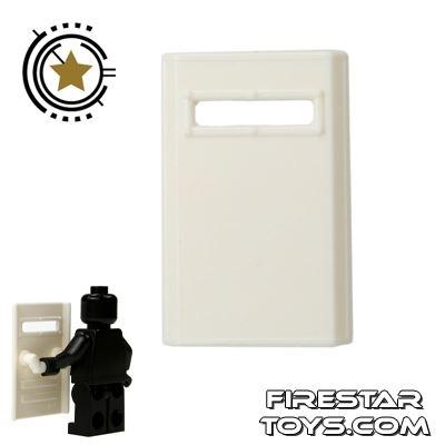 SI-DAN - Bulletproof Shield - White