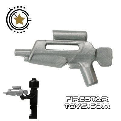 BrickForge - Battle Rifle - Silver
