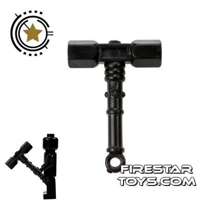 BrickForge - War Hammer - Black