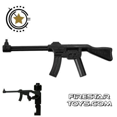 BrickForge - Military Rifle - Black