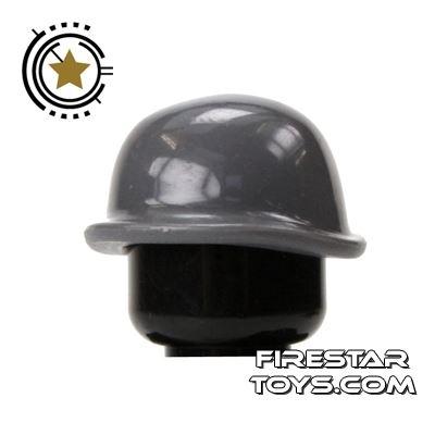 BrickForge - Soldier Helmet - Gray