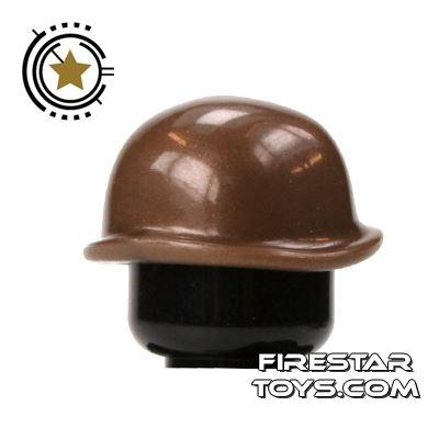 BrickForge - Soldier Helmet - Bronze