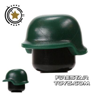 BrickForge - Military Helmet - Dark Green
