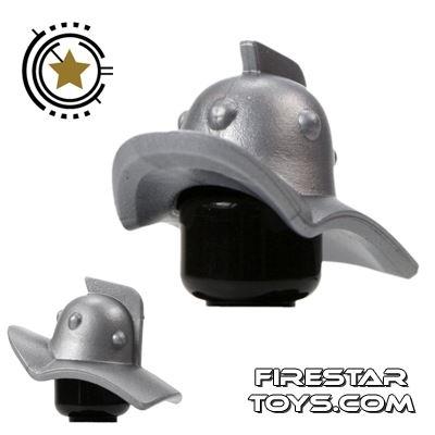 BrickForge - Gladiator Helmet - Silver