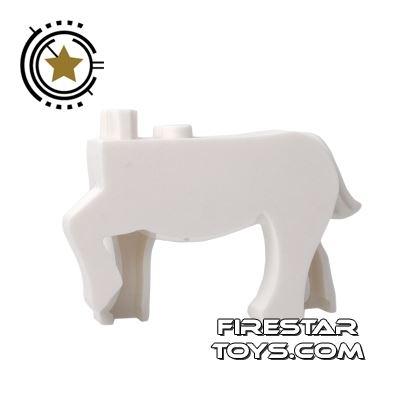 BrickForge Animals Mini Figure - White Centaur