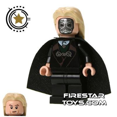 LEGO Harry Potter Mini Figure -  Lucius Malfoy Death Eater