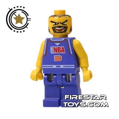 LEGO Basketball Player 3