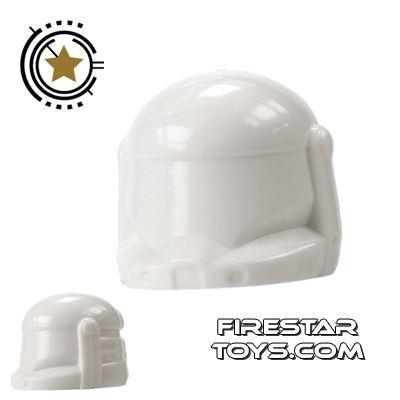 Arealight - Commando Helmet - White
