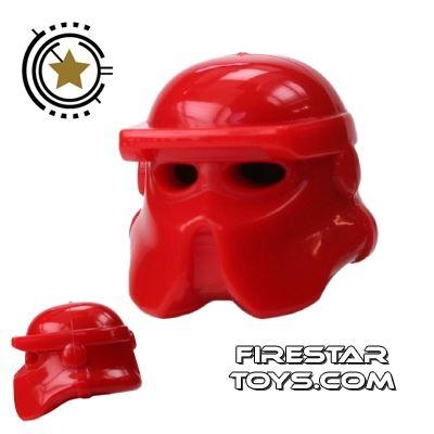 Arealight - Driver Helmet - Red