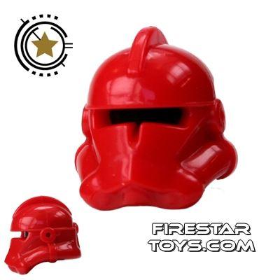 Arealight - Commander Helmet - Red