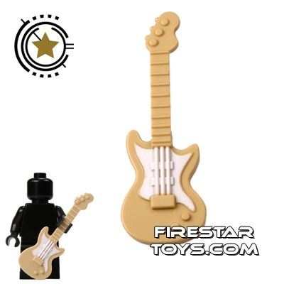 BrickForge - Electric Guitar - Tan