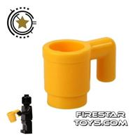 LEGO - Cup - Yellow