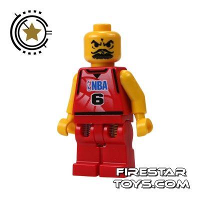 LEGO Basketball Player 6