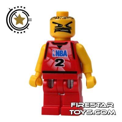 LEGO Basketball Player 2