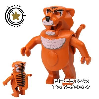 LEGO Animals Mini Figure - Tygurah