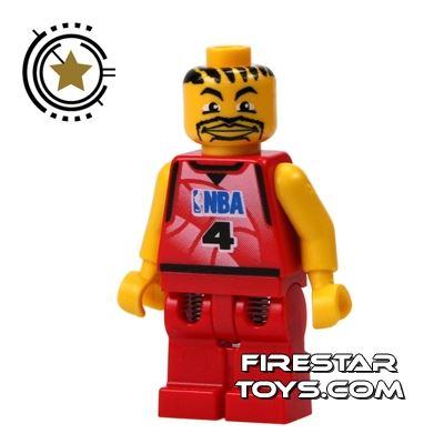LEGO Basketball Player 4