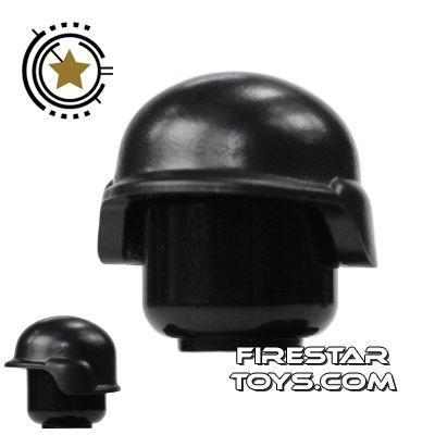 Brickarms - Modern Combat Helmet - Black
