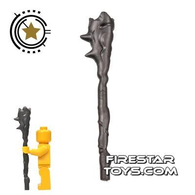 BrickForge - Wizard Staff - Steel Colour