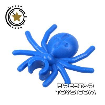 LEGO Mini Figure - Spider - Blue