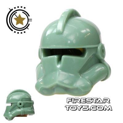 Arealight - Commander Helmet - Sand Green