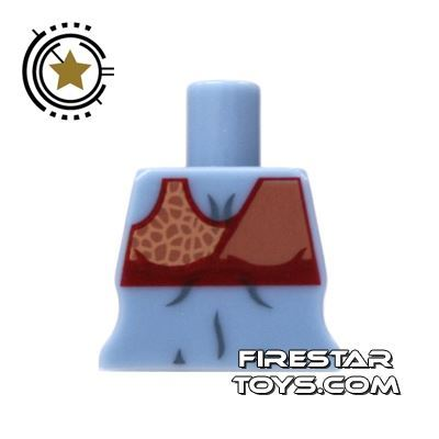 Arealight Mini Figure Torso - Midriff Top