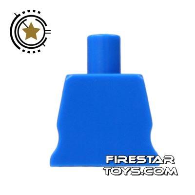 Arealight Mini Figure Torso - Plain - Blue